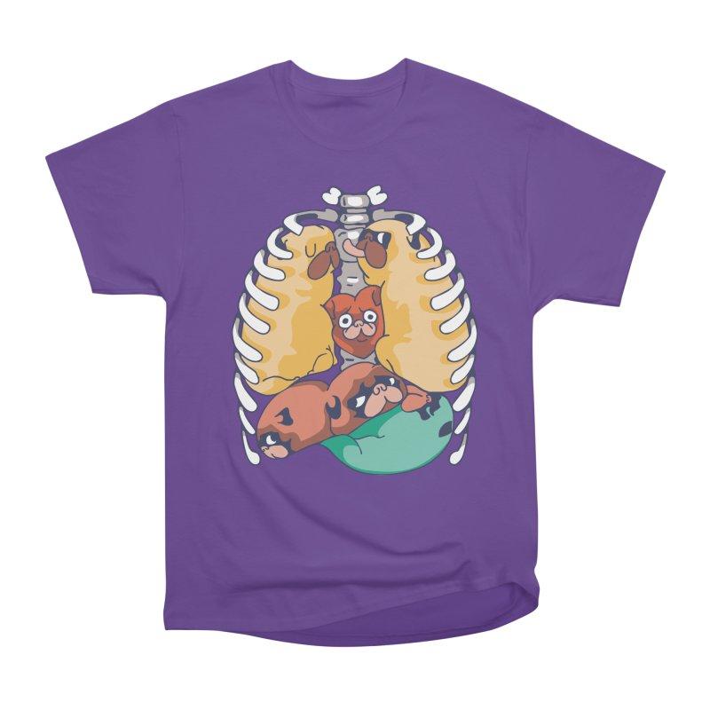 ANATOPUG Men's Classic T-Shirt by huebucket's Artist Shop