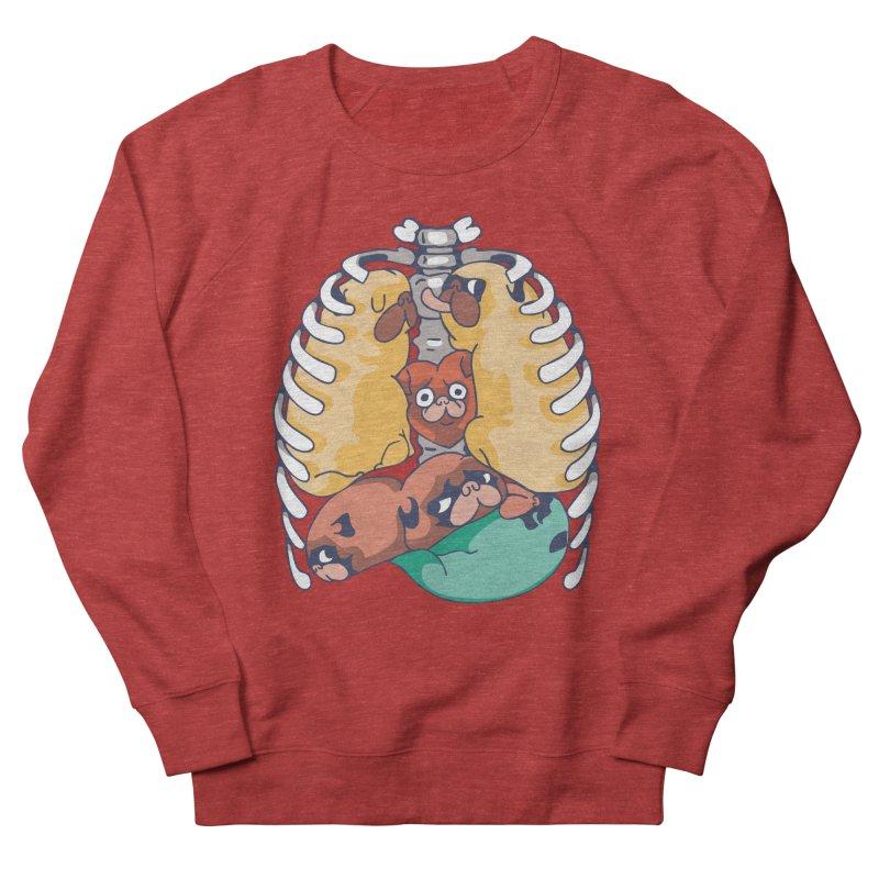 ANATOPUG Men's Sweatshirt by huebucket's Artist Shop