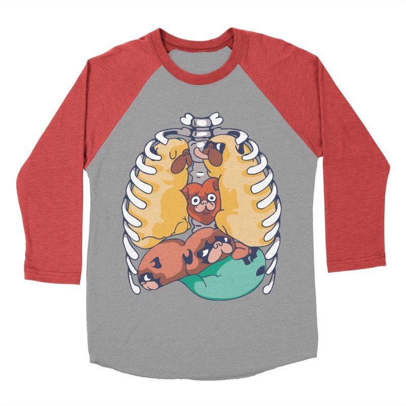 ANATOPUG Women's Baseball Triblend T-Shirt by huebucket's Artist Shop