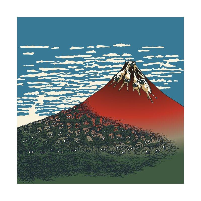 Mount Pugs Fuji by huebucket's Artist Shop