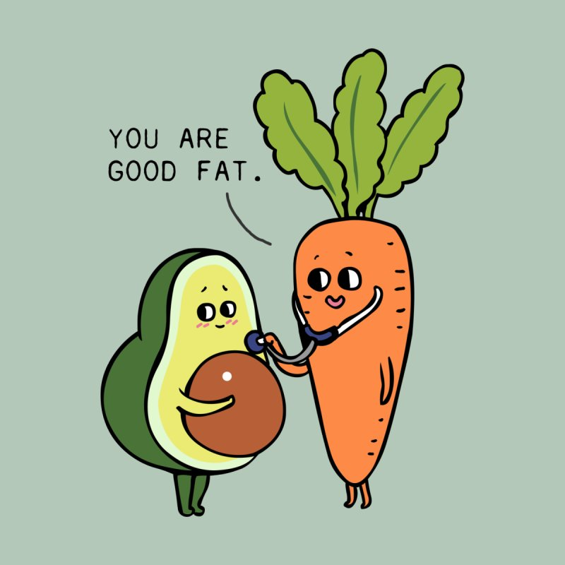 You are good fat Home Fine Art Print by huebucket's Artist Shop