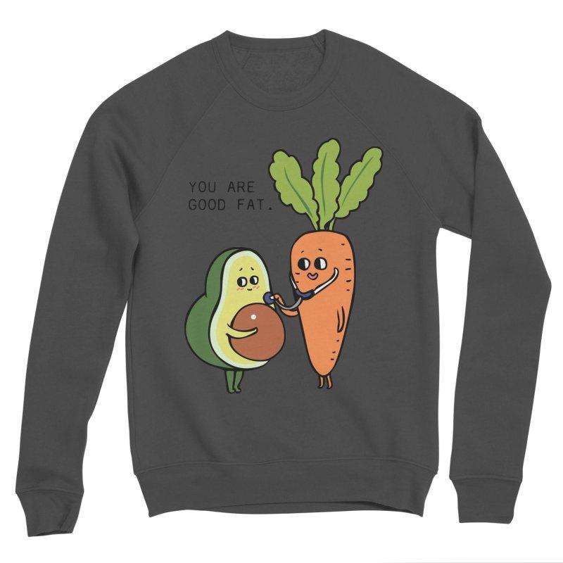 You are good fat Women's Sponge Fleece Sweatshirt by huebucket's Artist Shop