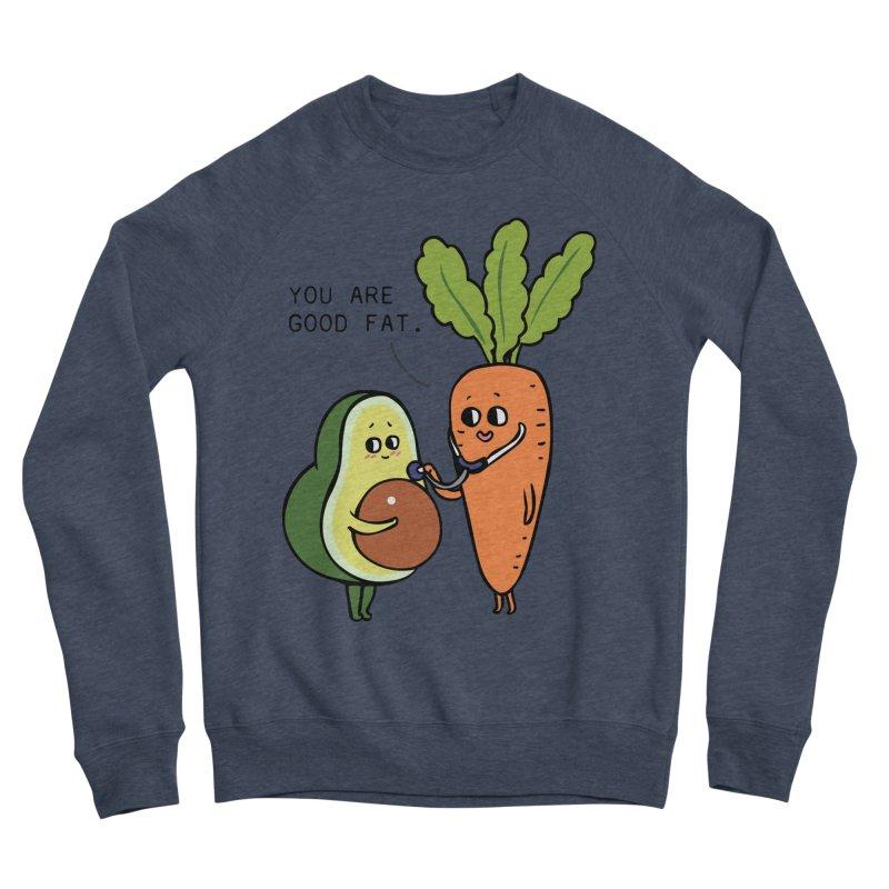 You are good fat Men's Sponge Fleece Sweatshirt by huebucket's Artist Shop