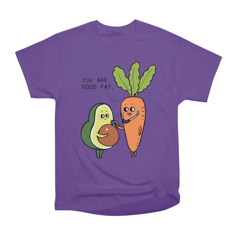 You are good fat Women's Heavyweight Unisex T-Shirt by huebucket's Artist Shop