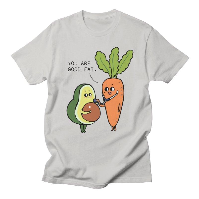 You are good fat Women's Regular Unisex T-Shirt by huebucket's Artist Shop