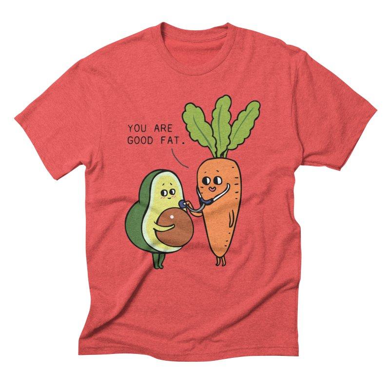 You are good fat Men's Triblend T-Shirt by huebucket's Artist Shop