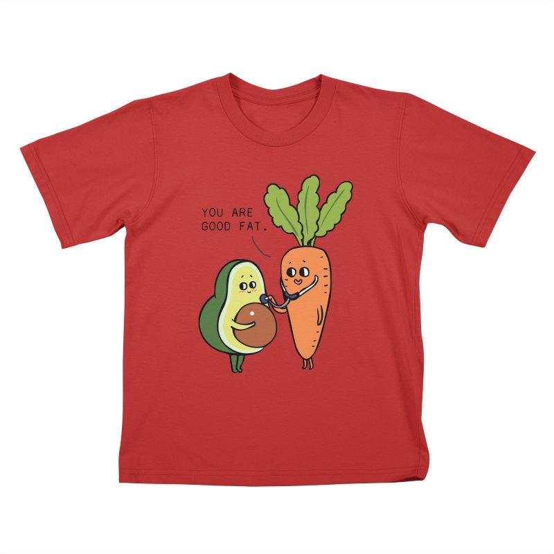 You are good fat Kids T-Shirt by huebucket's Artist Shop