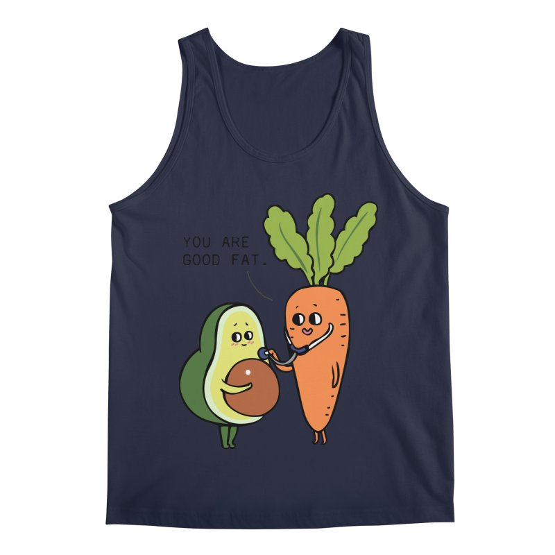 You are good fat Men's Regular Tank by huebucket's Artist Shop