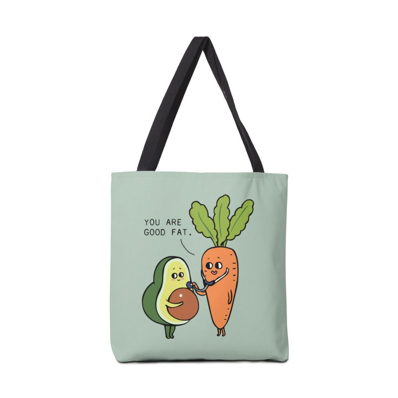 You are good fat Accessories Bag by huebucket's Artist Shop