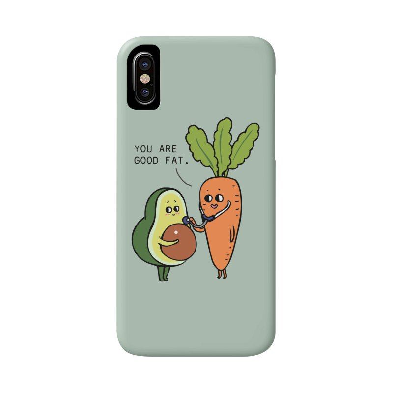 You are good fat Accessories Phone Case by huebucket's Artist Shop