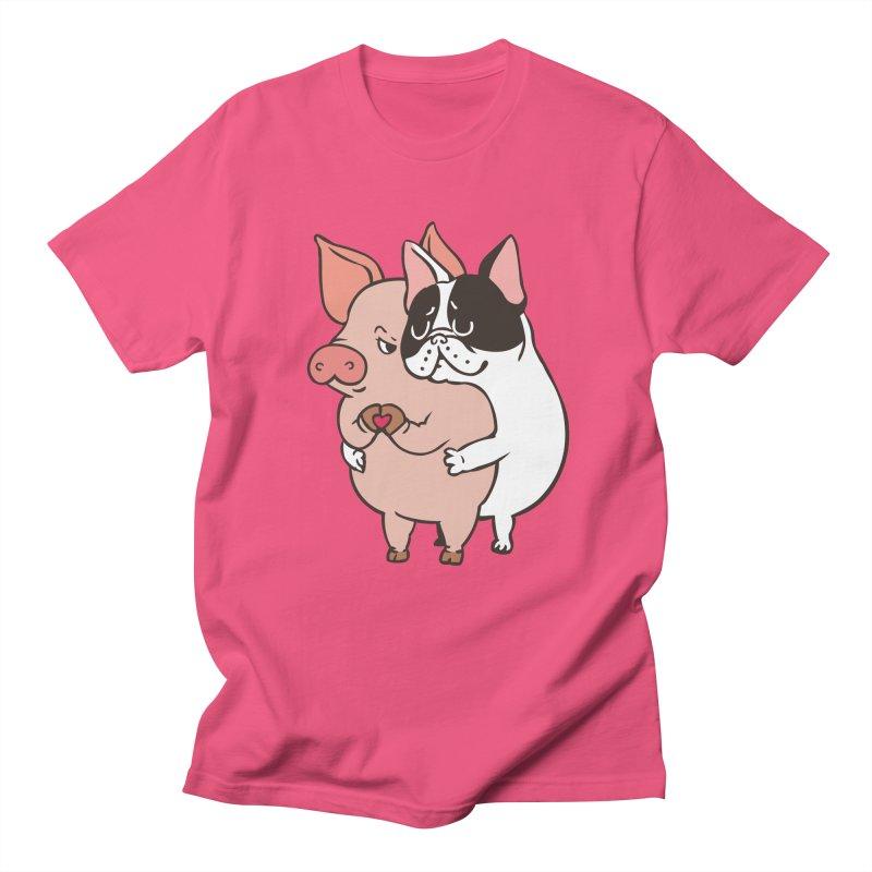 Friend Not Food Men's Regular T-Shirt by huebucket's Artist Shop