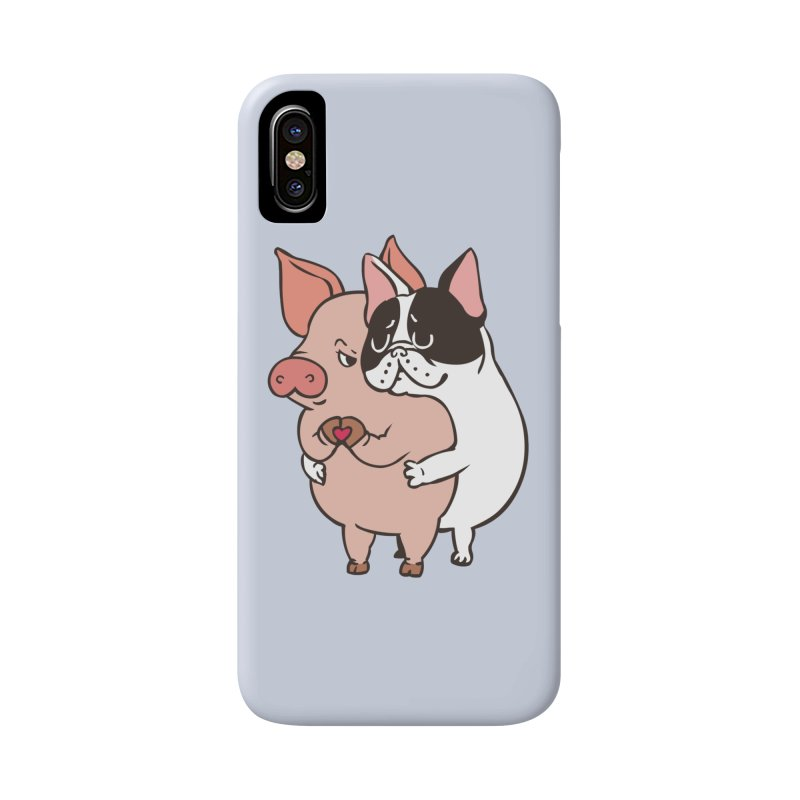 Friend Not Food Accessories Phone Case by huebucket's Artist Shop