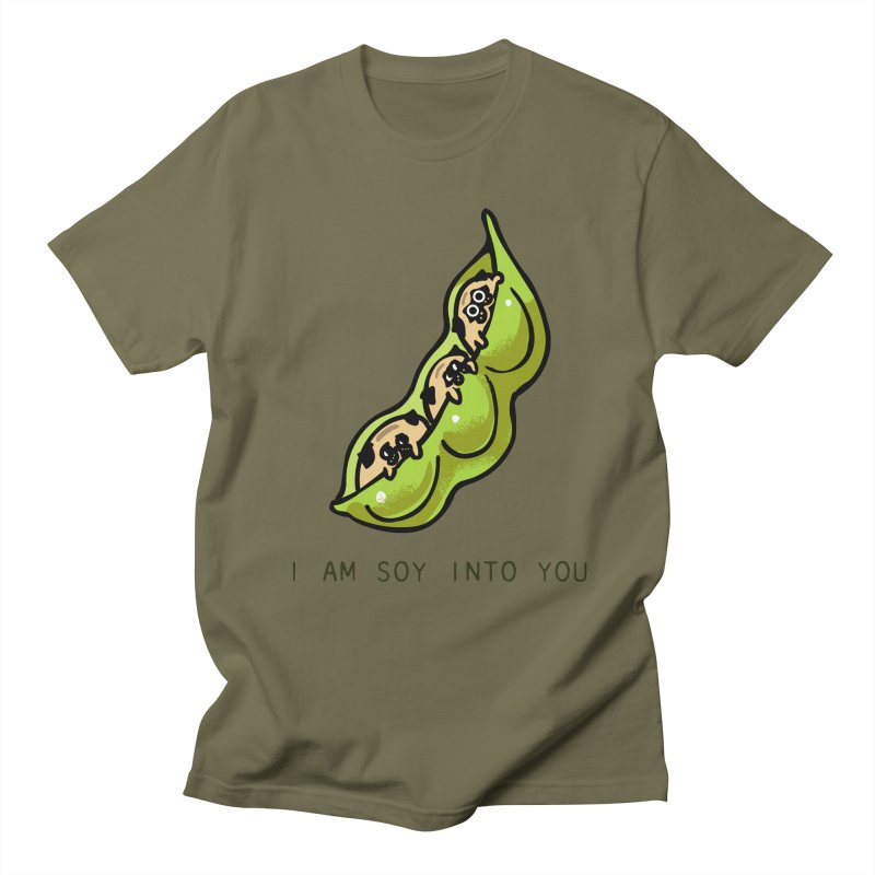 I am soy into you Women's Regular Unisex T-Shirt by huebucket's Artist Shop