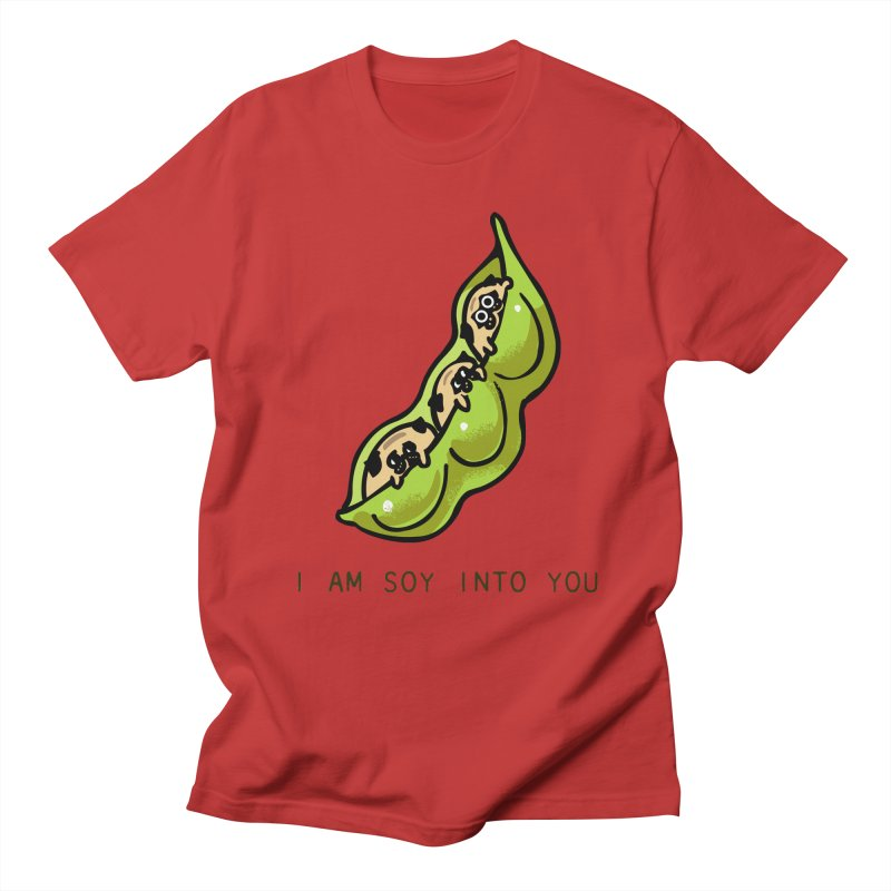 I am soy into you Men's Regular T-Shirt by huebucket's Artist Shop