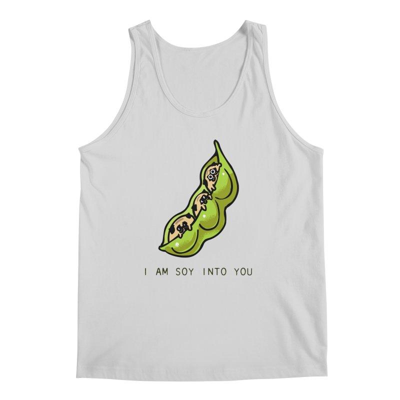 I am soy into you Men's Regular Tank by huebucket's Artist Shop