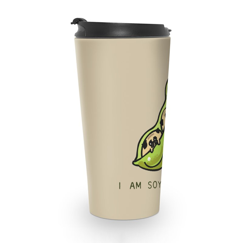 I am soy into you Accessories Travel Mug by huebucket's Artist Shop