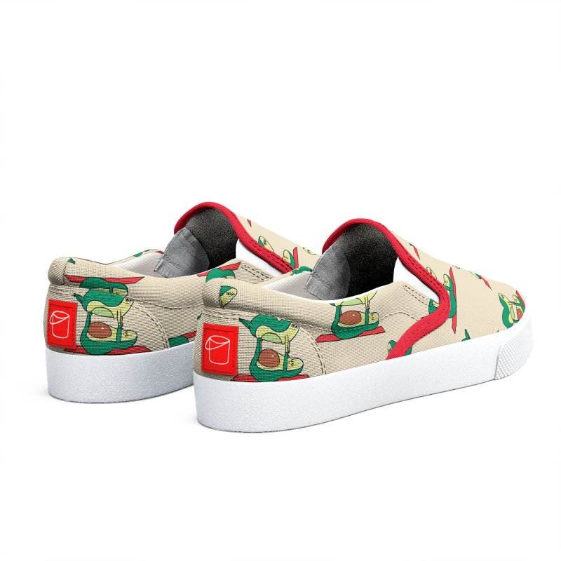 Acroyoga Avocado Men's Shoes by huebucket's Artist Shop