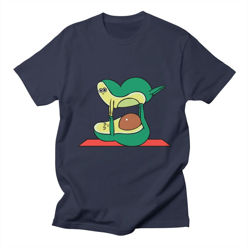 Acroyoga Avocado Women's Regular Unisex T-Shirt by huebucket's Artist Shop