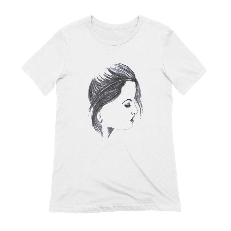She Women's Extra Soft T-Shirt by Hue Hub