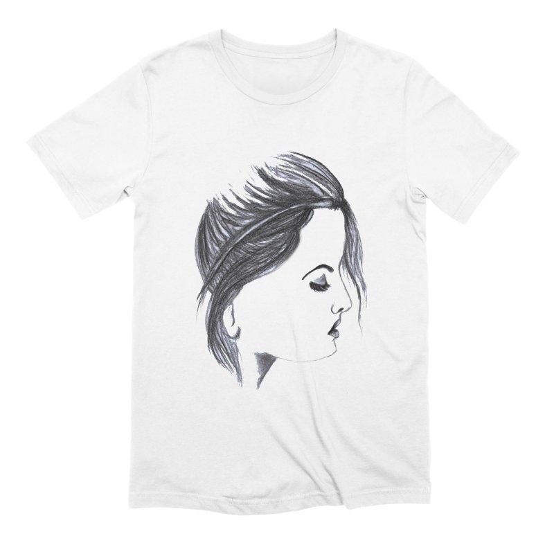She Men's Extra Soft T-Shirt by Hue Hub