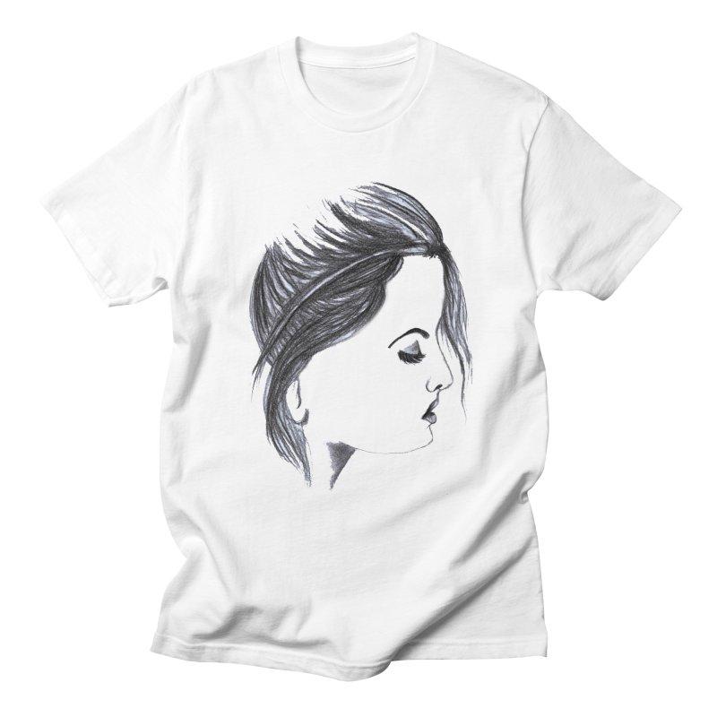 She Men's Regular T-Shirt by Hue Hub
