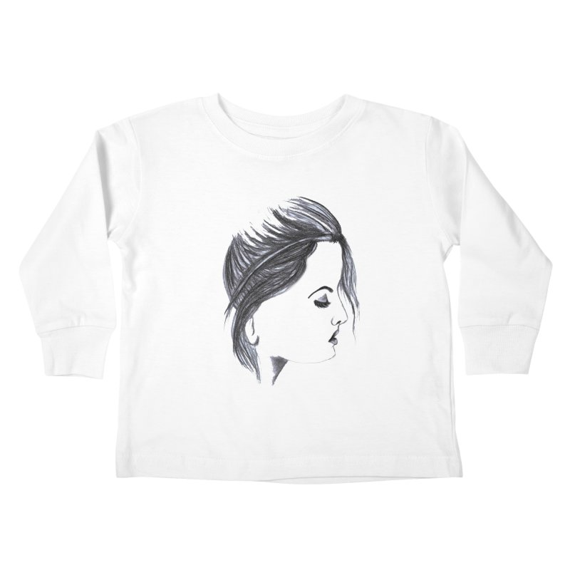 She Kids Toddler Longsleeve T-Shirt by Hue Hub