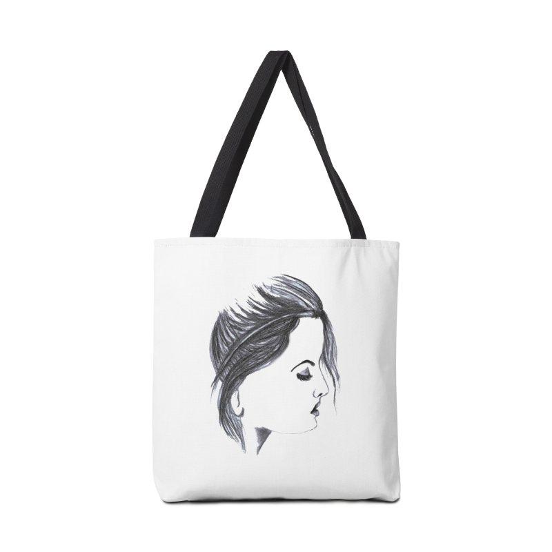 She Accessories Tote Bag Bag by Hue Hub