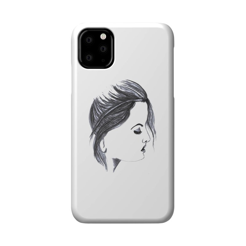 She Accessories Phone Case by Hue Hub