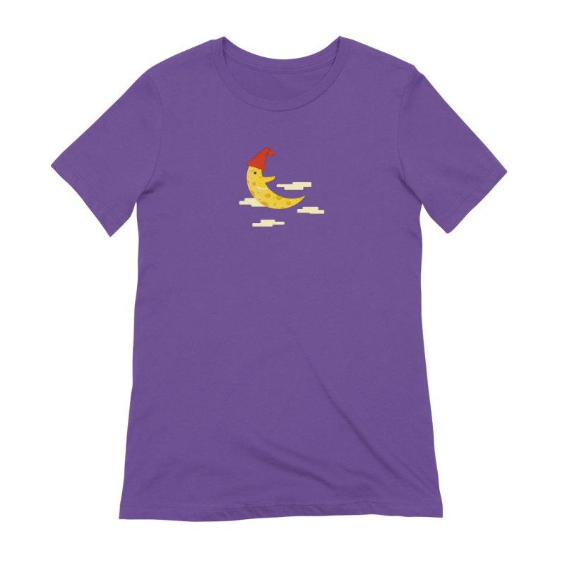 Cheesy Night Women's Extra Soft T-Shirt by Hue Hub