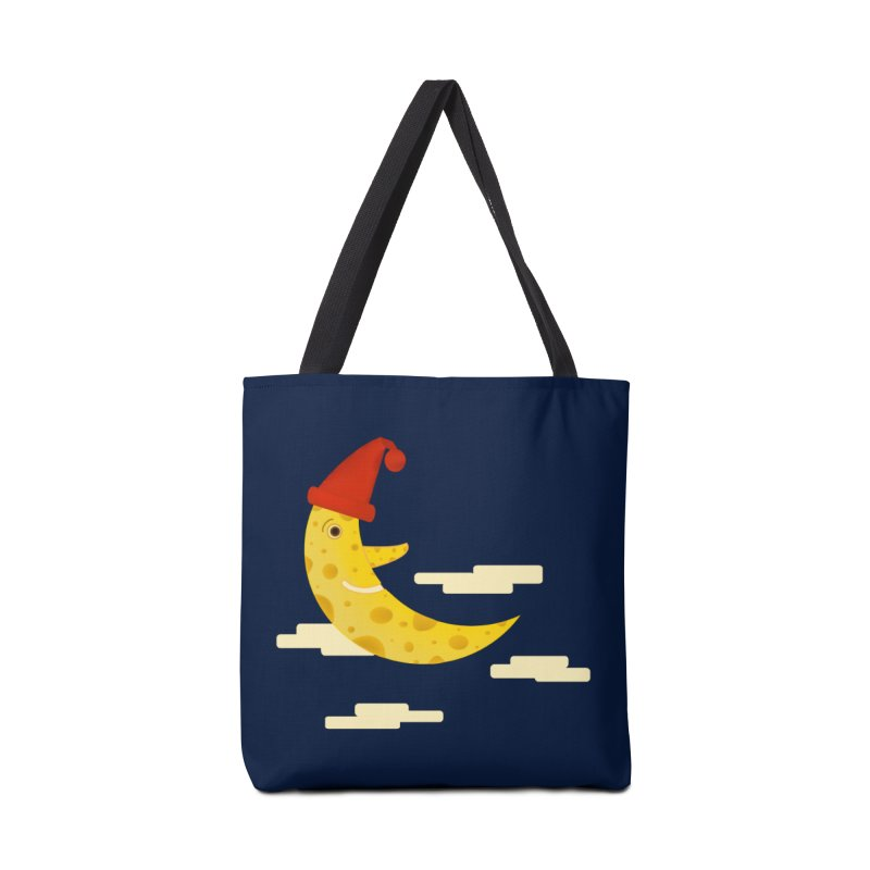 Cheesy Night in Tote Bag by Hue Hub