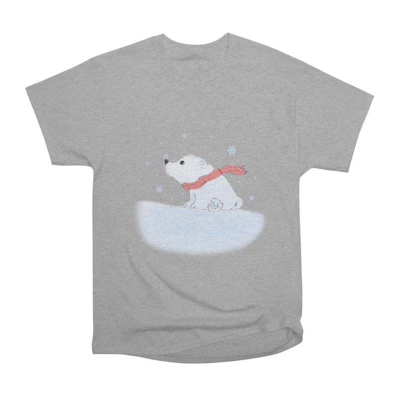 Polar babe Men's Heavyweight T-Shirt by Hue Hub