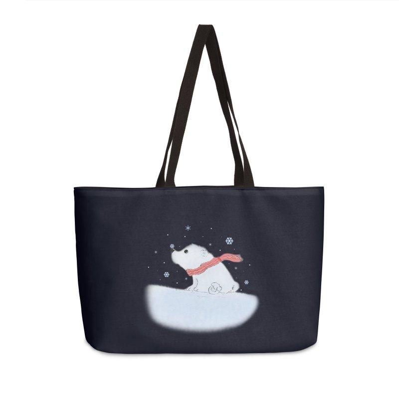 Polar babe Accessories Weekender Bag Bag by Hue Hub