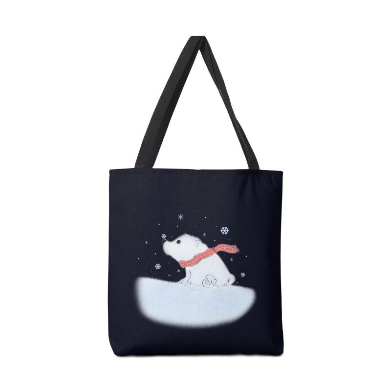 Polar babe Accessories Tote Bag Bag by Hue Hub