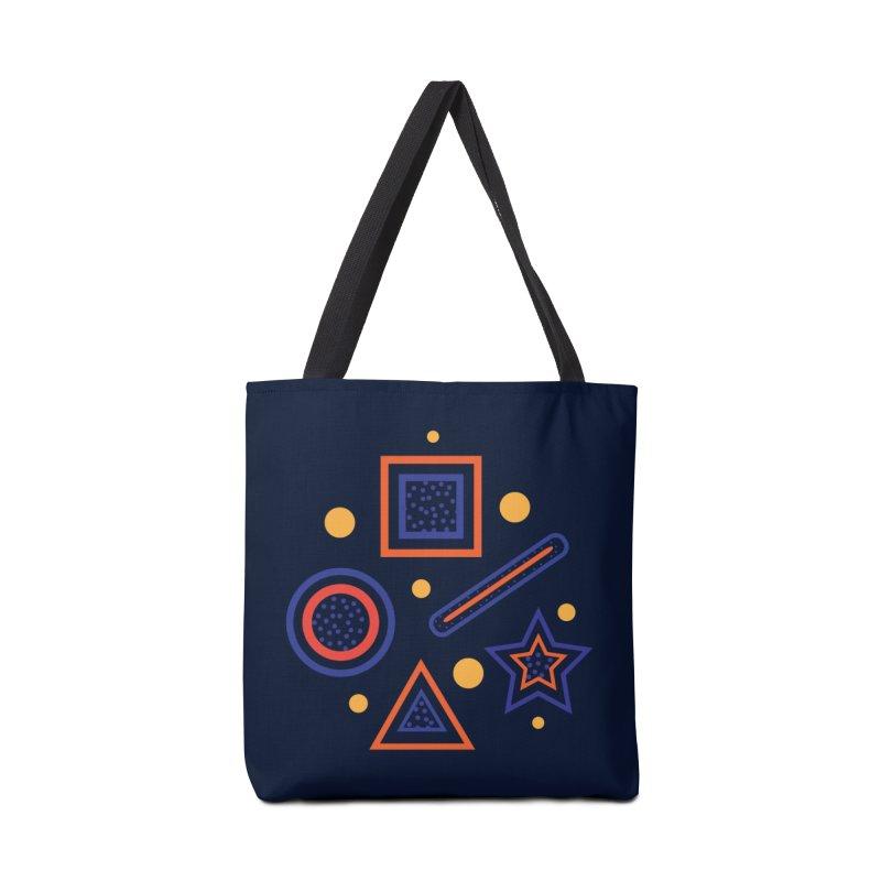 Geometry Accessories Tote Bag Bag by Hue Hub