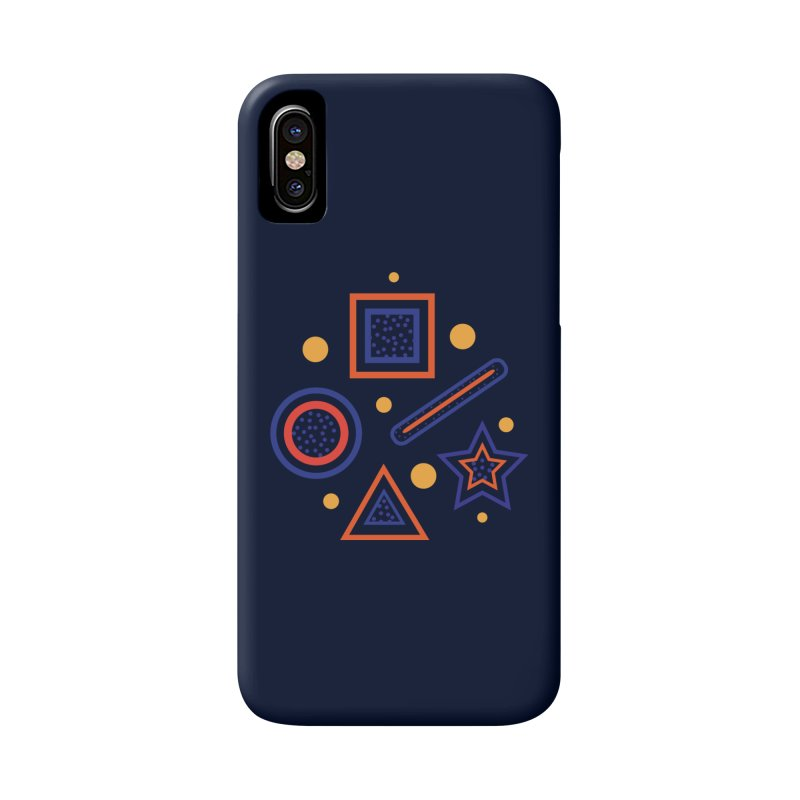 Geometry Accessories Phone Case by Hue Hub