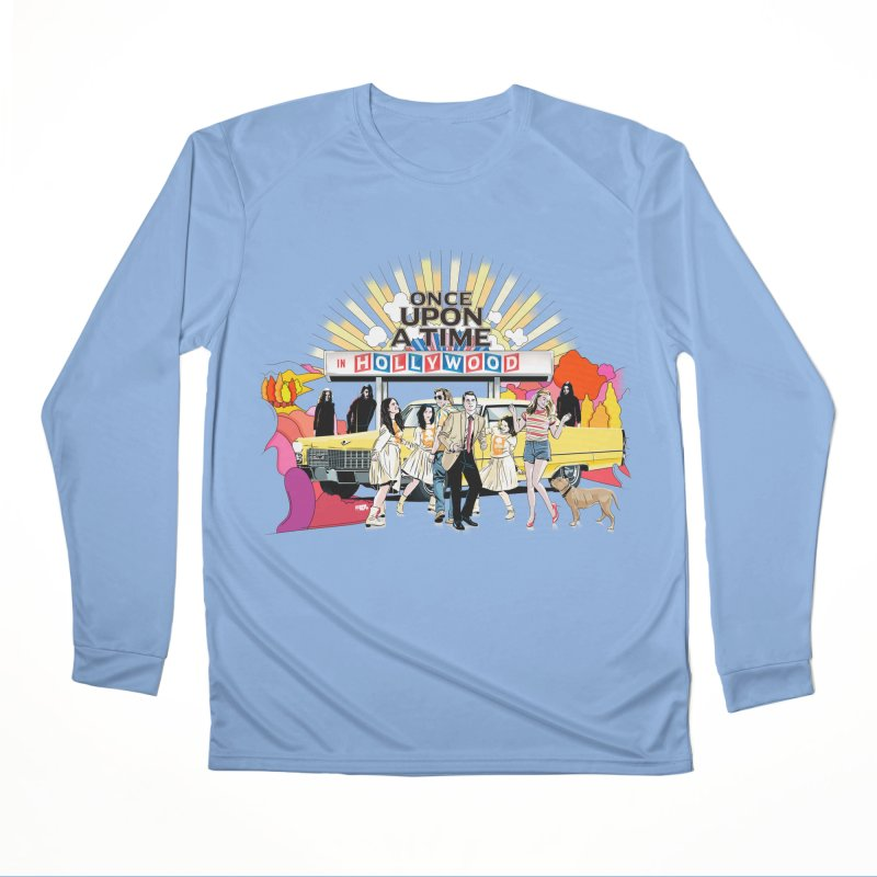 Once Upon A Time Men's Performance Longsleeve T-Shirt by Huevart's Artist Shop