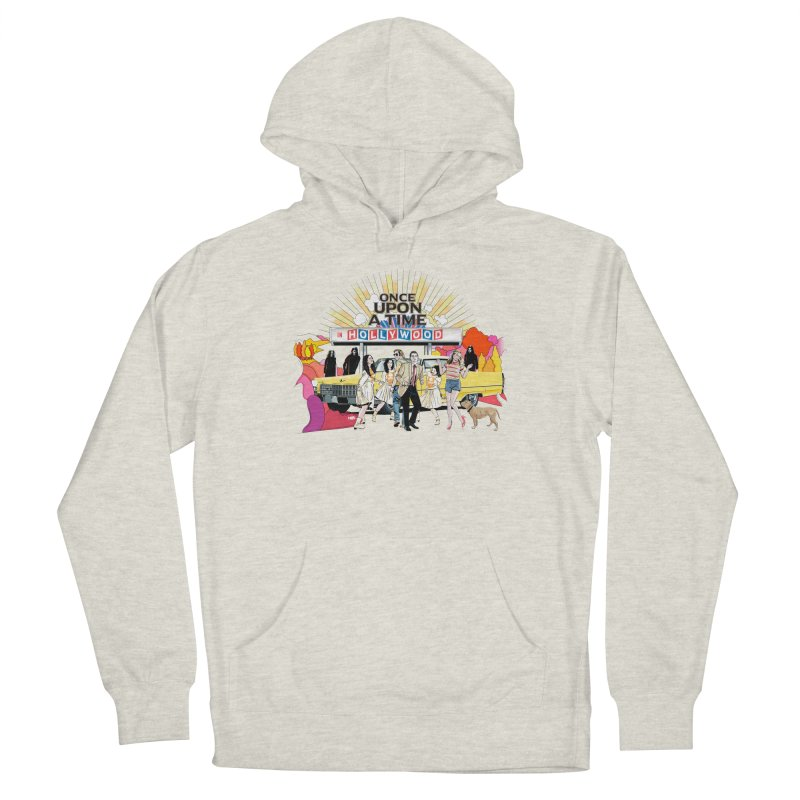 Once Upon A Time Men's Pullover Hoody by Huevart's Artist Shop