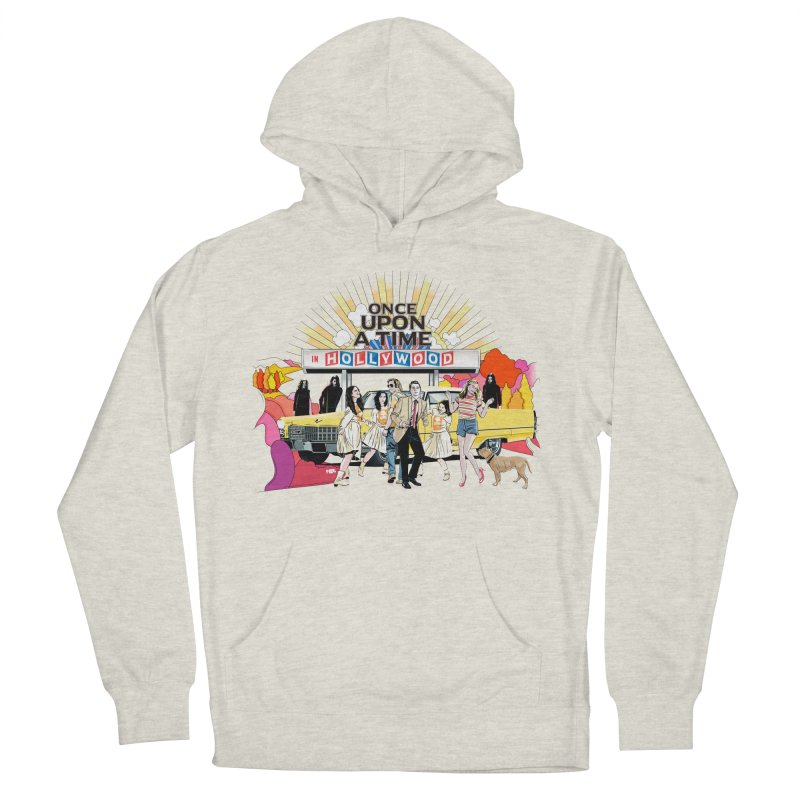 Once Upon A Time Men's French Terry Pullover Hoody by Huevart's Artist Shop