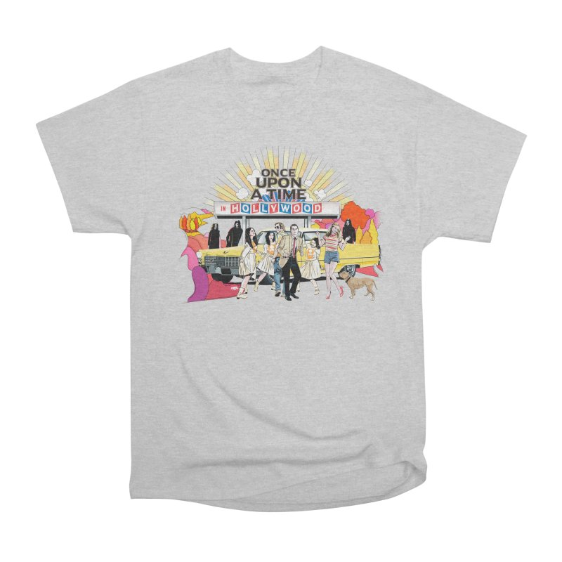 Once Upon A Time Women's Heavyweight Unisex T-Shirt by Huevart's Artist Shop
