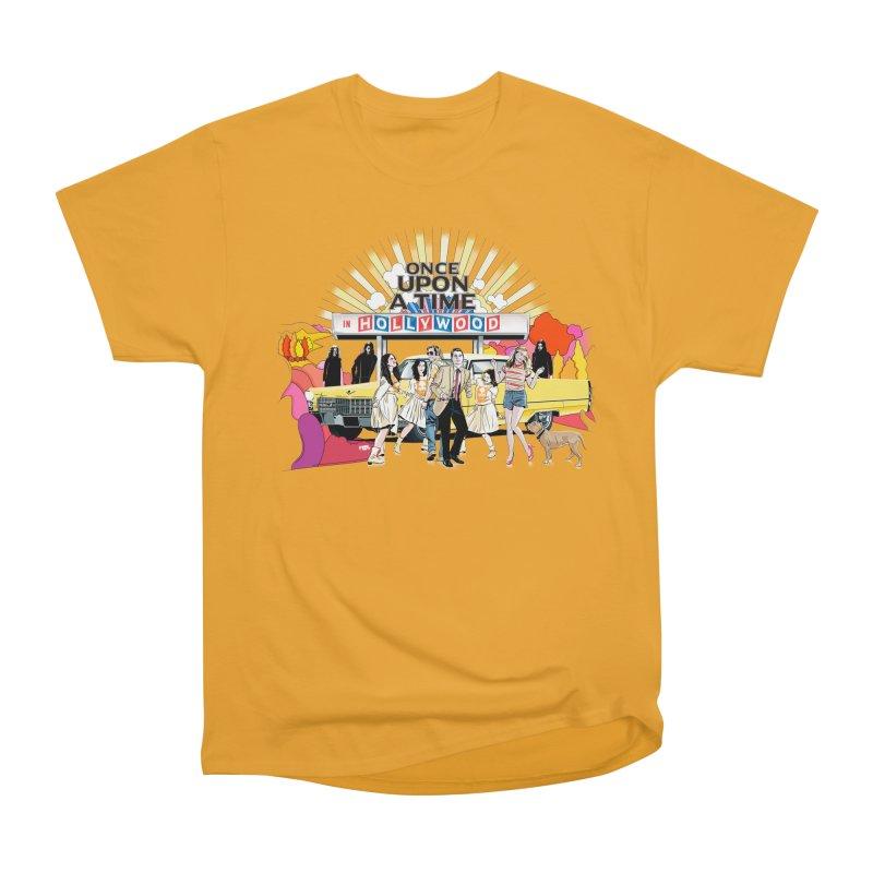 Once Upon A Time Men's Heavyweight T-Shirt by Huevart's Artist Shop