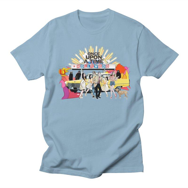 Once Upon A Time Men's Regular T-Shirt by Huevart's Artist Shop