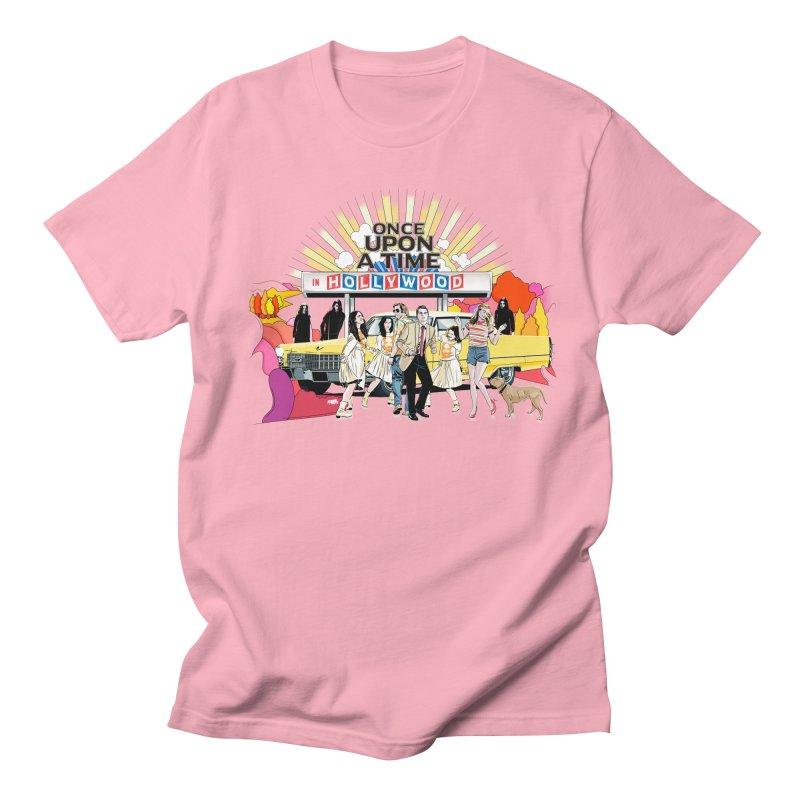 Once Upon A Time Women's Regular Unisex T-Shirt by Huevart's Artist Shop