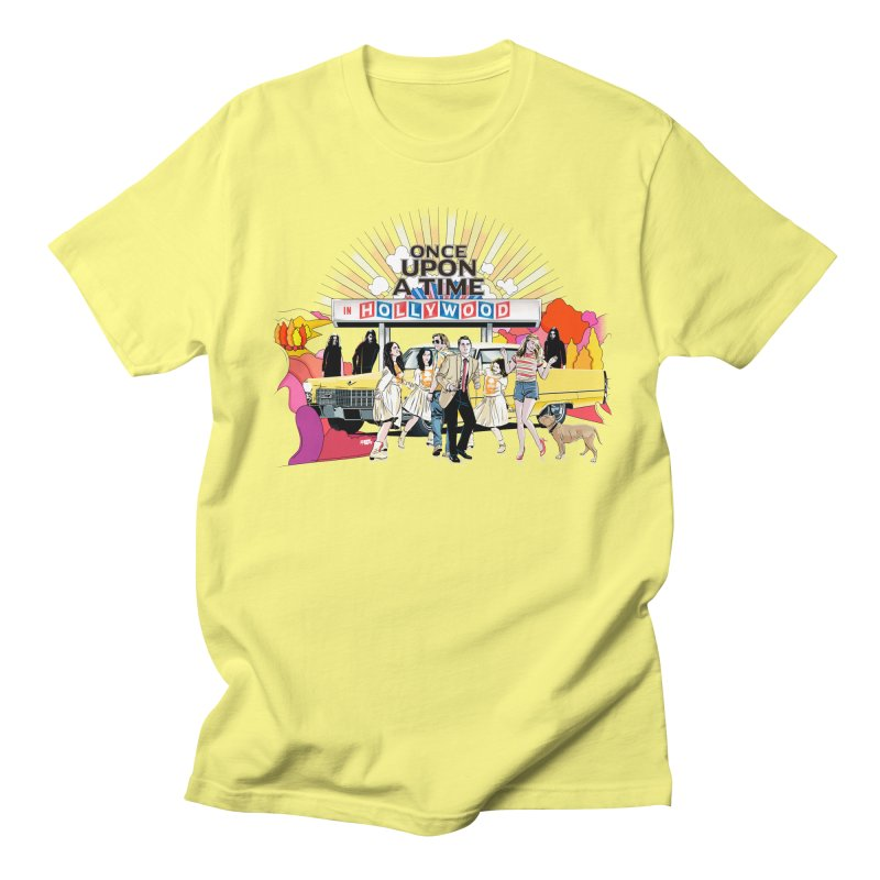Once Upon A Time Men's T-Shirt by Huevart's Artist Shop