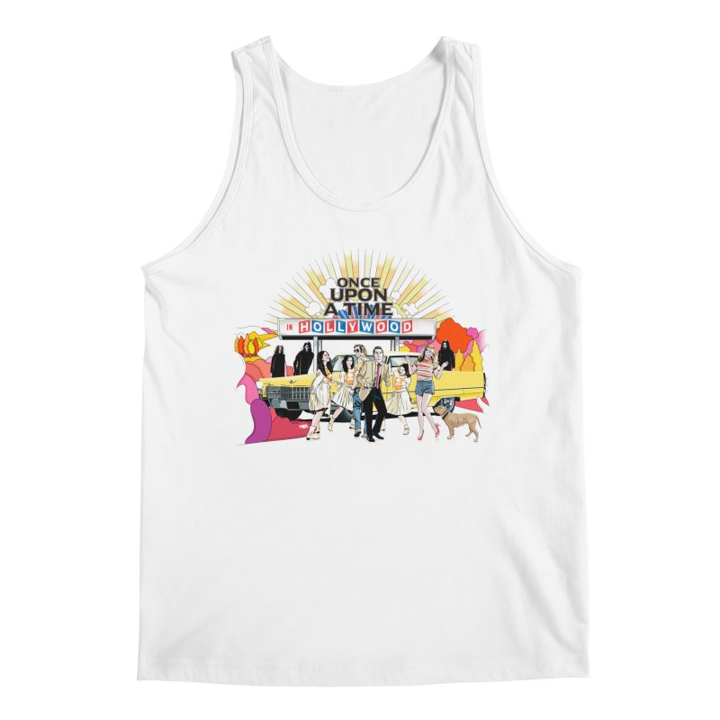 Once Upon A Time Men's Tank by Huevart's Artist Shop