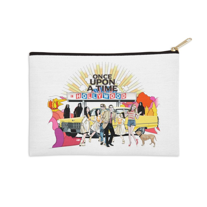 Once Upon A Time Accessories Zip Pouch by Huevart's Artist Shop