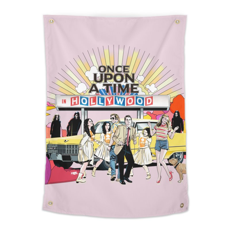 Once Upon A Time Home Tapestry by Huevart's Artist Shop