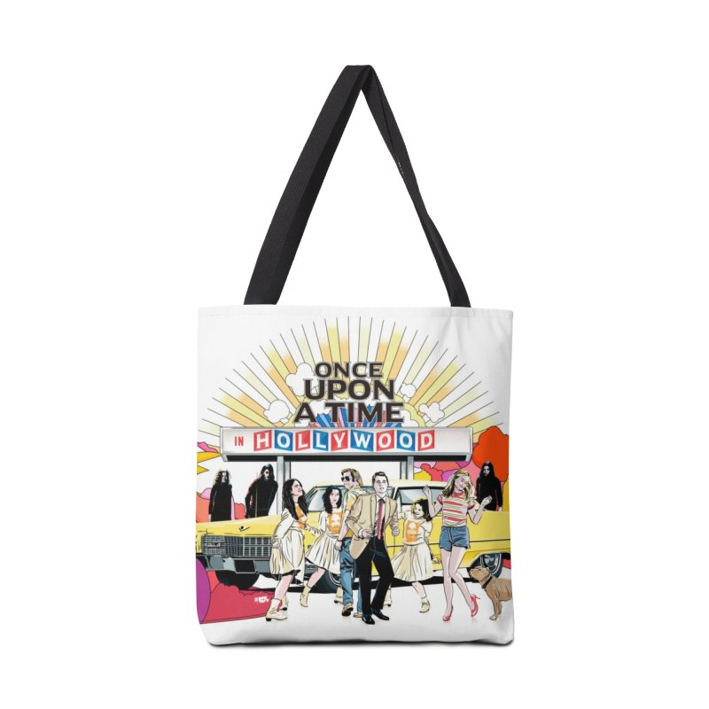 Once Upon A Time Accessories Tote Bag Bag by Huevart's Artist Shop