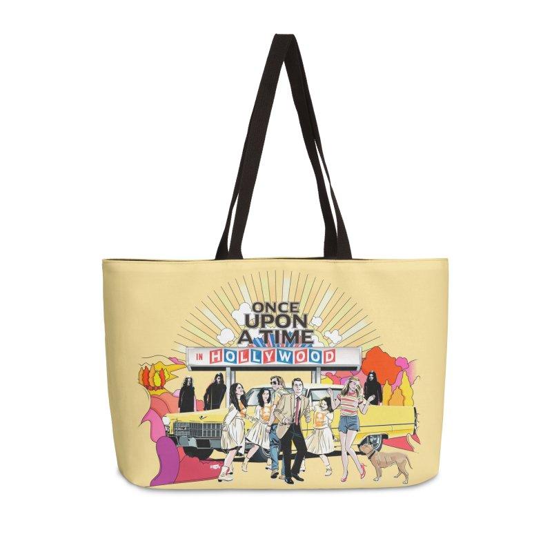 Once Upon A Time Accessories Weekender Bag Bag by Huevart's Artist Shop
