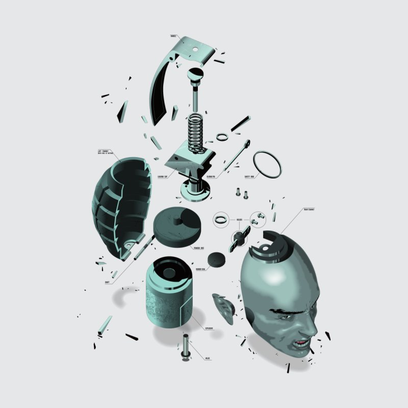 GrenaDude by Huevart's Artist Shop