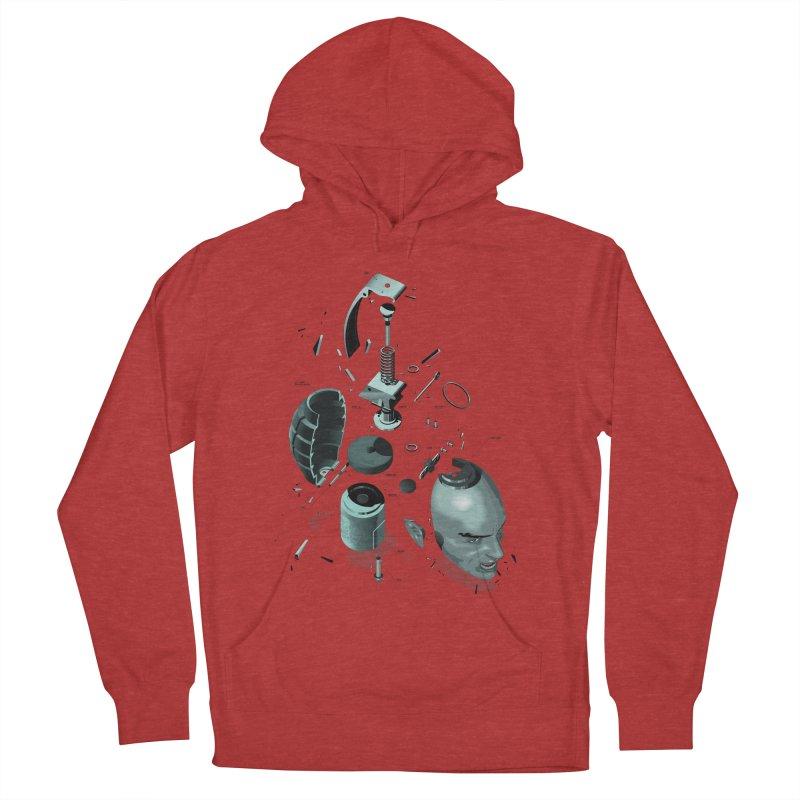 GrenaDude Women's Pullover Hoody by Huevart's Artist Shop